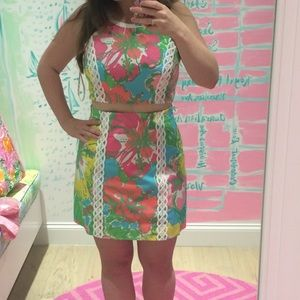 Lilly Pulitzer Big Flirt Vanna Crop Set